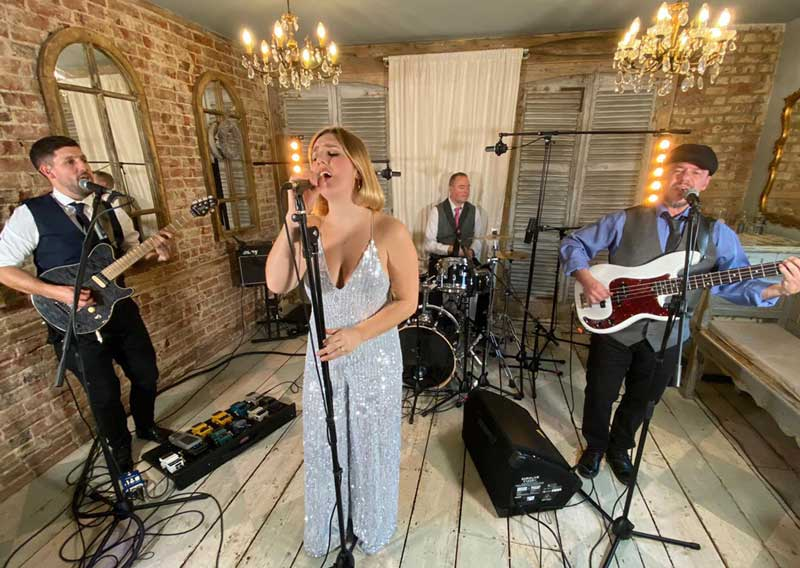 Premium wedding and function band - Electric Outfit